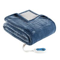 Beautyrest Heated Snuggle Wrap