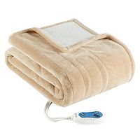 Beautyrest Heated Snuggle Wrap