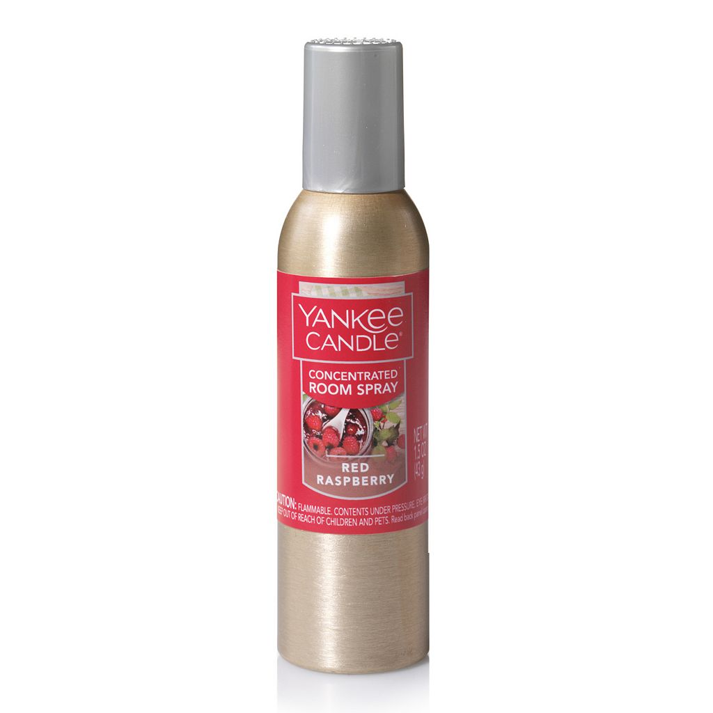 Yankee Candle Red Raspberry Room Spray
