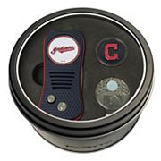 Team Golf Cleveland Indians Switchfix Divot Tool, Cap Clip & Ball Marker Set