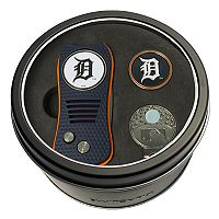 Team Golf Detroit Tigers Switchfix Divot Tool, Cap Clip & Ball Marker Set