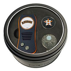 Team Golf Houston Astros Switchfix Divot Tool, Cap Clip & Ball Marker Set