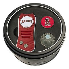 Team Golf Los Angeles Angels of Anaheim Switchfix Divot Tool, Cap Clip & Ball Marker Set