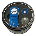 Team Golf Los Angeles Dodgers Switchfix Divot Tool, Cap Clip & Ball Marker Set