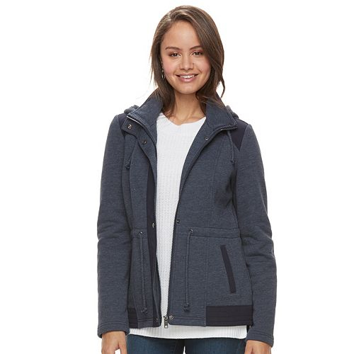 Juniors' Sebby Fleece Anorak Jacket