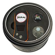 Team Golf Miami Marlins Switchfix Divot Tool, Cap Clip & Ball Marker Set