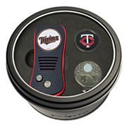 Team Golf Minnesota Twins Switchfix Divot Tool, Cap Clip & Ball Marker Set