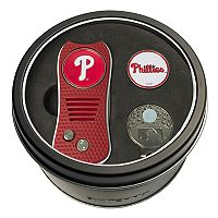 Team Golf Philadelphia Phillies Switchfix Divot Tool, Cap Clip & Ball Marker Set