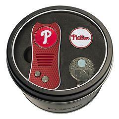 Team Golf Philadelphia Phillies Switchfix Divot Tool, Cap Clip & Ball Marker Set