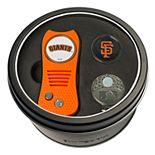 Team Golf San Francisco Giants Switchfix Divot Tool, Cap Clip & Ball Marker Set