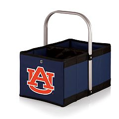 Picnic Time Auburn Tigers Urban Folding Picnic Basket
