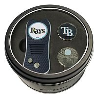 Team Golf Tampa Bay Rays Switchfix Divot Tool, Cap Clip & Ball Marker Set