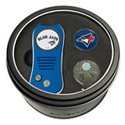 Team Golf Toronto Blue Jays Switchfix Divot Tool, Cap Clip & Ball Marker Set
