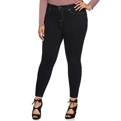 Plus Size Jennifer Lopez Super Skinny Jeans