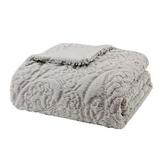 Madison Park Norfolk Ultra Plush Down-Alternative Throw