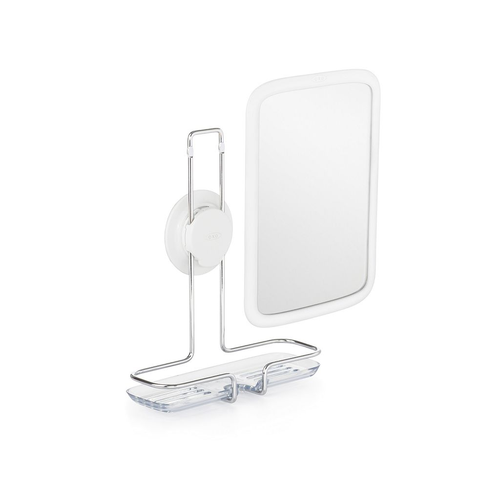 OXO Fogless Shower Mirror