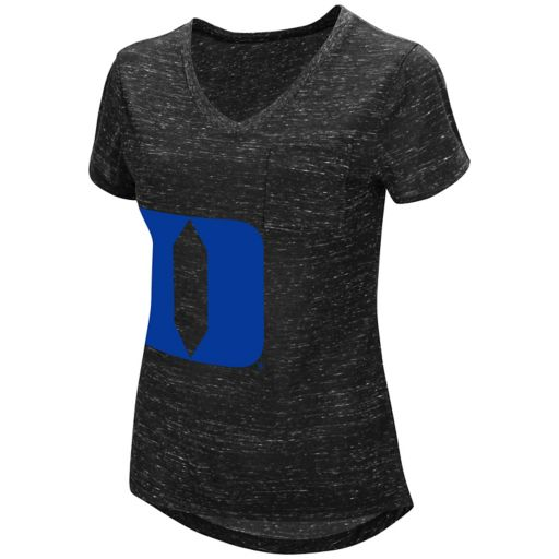 Women's Campus Heritage Duke Blue Devils Pocket Tee