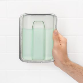 OXO Chrome Fogless Shower Mirror