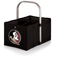 Picnic Time Florida State Seminoles Urban Folding Picnic Basket