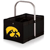 Picnic Time Iowa Hawkeyes Urban Folding Picnic Basket