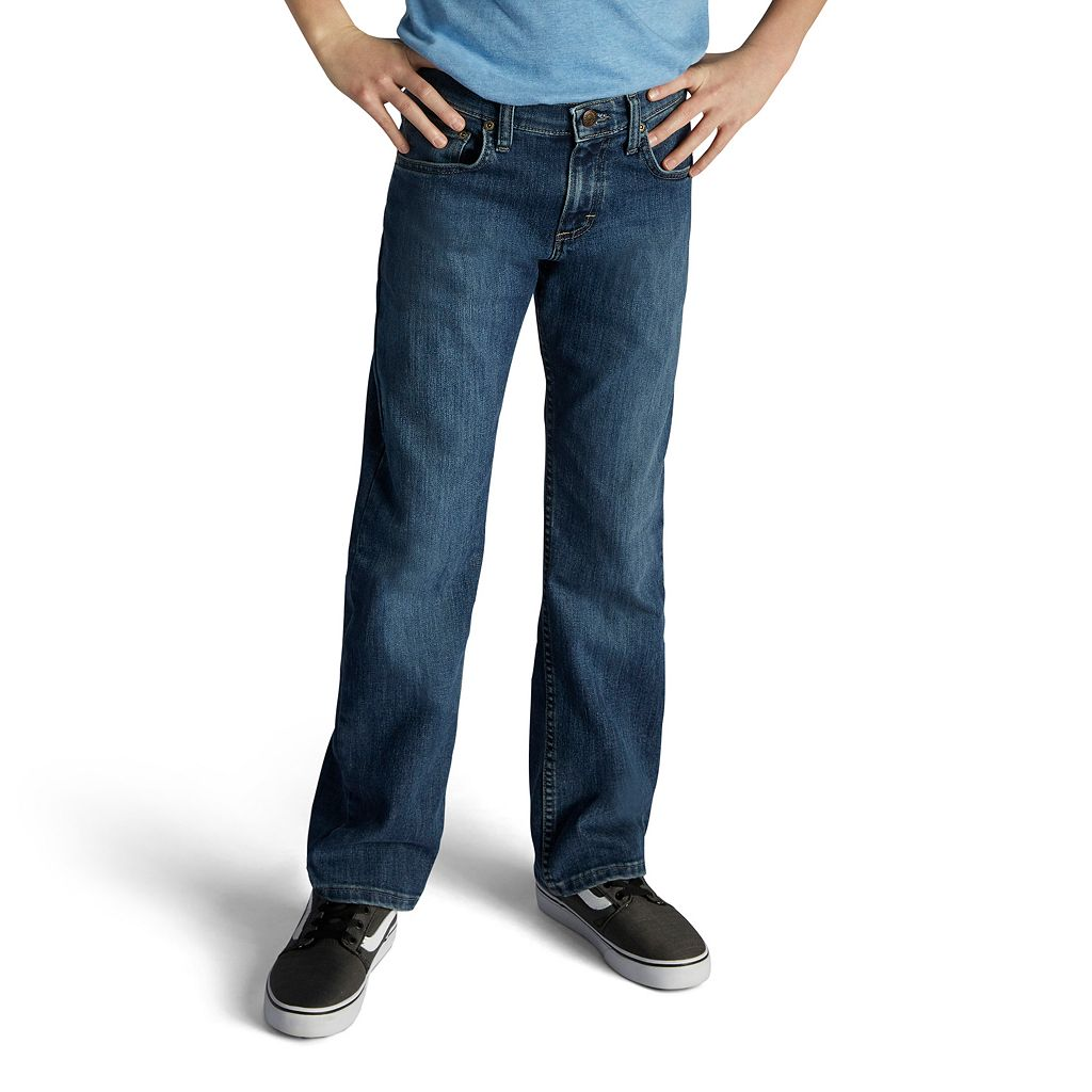 Boys 8-20 Lee Regular-Fit Stretch Performance Jeans