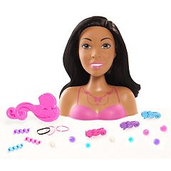 Barbie® Fab Friends Styling Head
