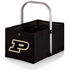 Picnic Time Purdue Boilermakers Urban Folding Picnic Basket