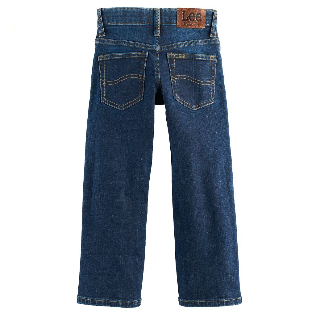 Boys 4-7x Lee Xtreme Comfort Fit Jeans