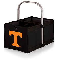 Picnic Time Tennessee Volunteers Urban Folding Picnic Basket