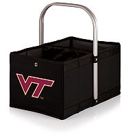 Picnic Time Virginia Tech Hokies Urban Folding Picnic Basket