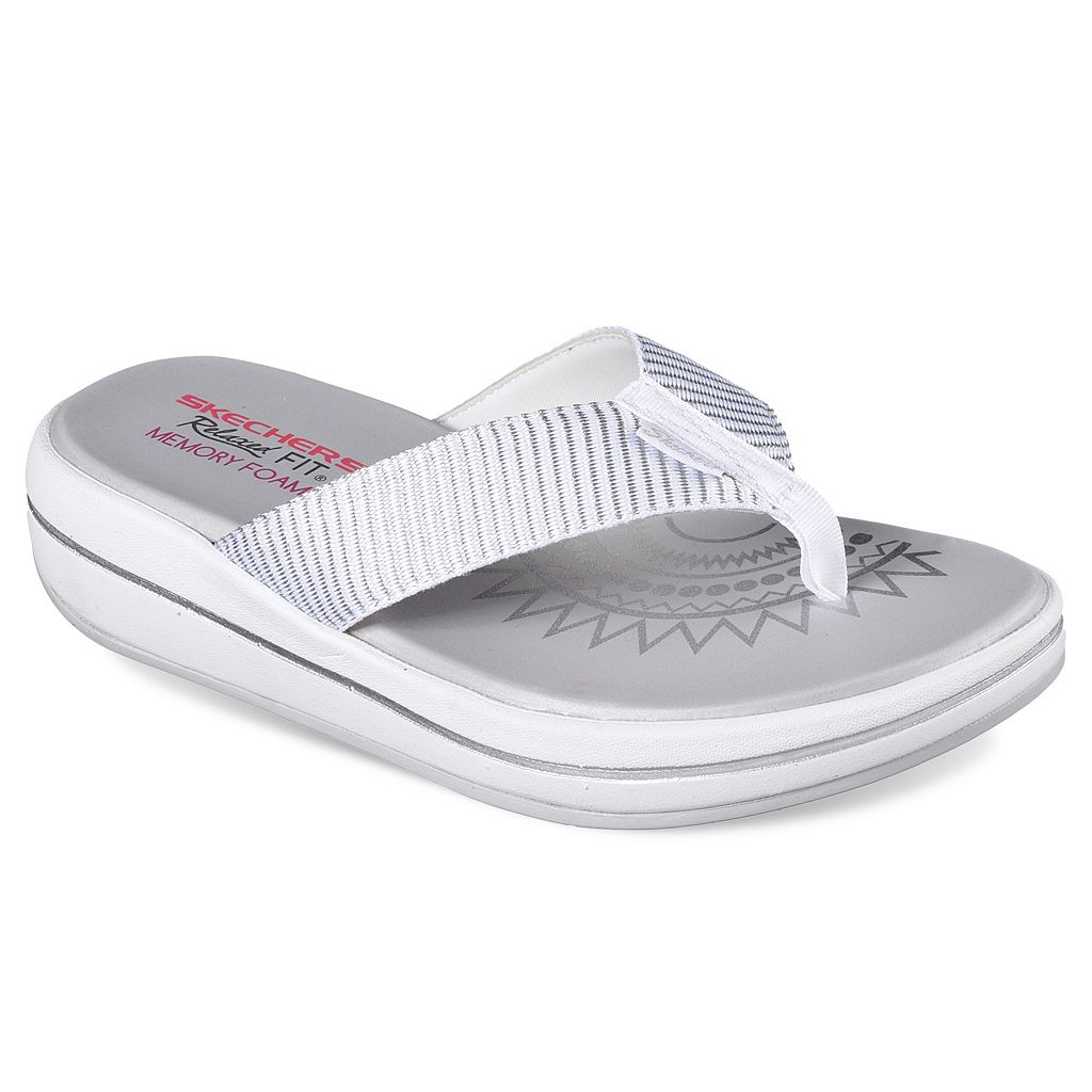 Skechers Relaxed Fit Upgrades Sailin Women's Slide Sandals