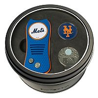 Team Golf New York Mets Switchfix Divot Tool, Cap Clip & Ball Marker Set