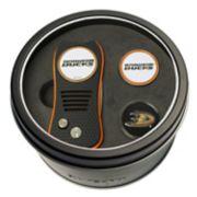 Team Golf Anaheim Ducks Switchfix Divot Tool & Two Ball Markers
