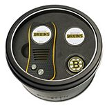 Team Golf Boston Bruins Switchfix Divot Tool & Two Ball Markers