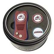 Team Golf Colorado Avalanche Switchfix Divot Tool & Two Ball Markers