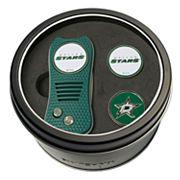 Team Golf Dallas Stars Switchfix Divot Tool & Two Ball Markers
