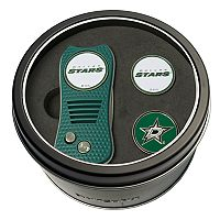 Team Golf Dallas Stars Switchfix Divot Tool & Two Ball Markers