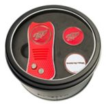 Team Golf Detroit Red Wings Switchfix Divot Tool & Two Ball Markers
