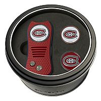 Team Golf Montreal Canadiens Switchfix Divot Tool & Two Ball Markers