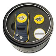 Team Golf Nashville Predators Switchfix Divot Tool & Two Ball Markers