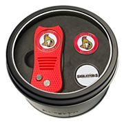 Team Golf Ottawa Senators Switchfix Divot Tool & Two Ball Markers