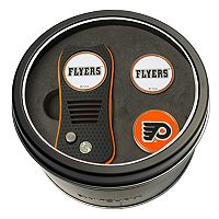 Team Golf Philadelphia Flyers Switchfix Divot Tool & Two Ball Markers