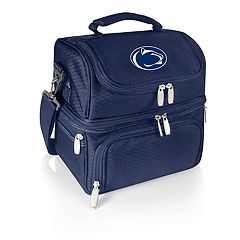 Picnic Time Penn State Nittany Lions 7 pc Insulated Cooler Lunch Tote Set