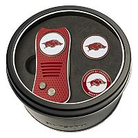 Team Golf Arkansas Razorbacks Switchfix Divot Tool & Two Ball Markers