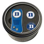 Team Golf Duke Blue Devils Switchfix Divot Tool & Two Ball Markers