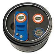 Team Golf Florida Gators Switchfix Divot Tool & Two Ball Markers