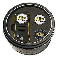 Team Golf Georgia Tech Yellow Jackets Switchfix Divot Tool & Two Ball Markers