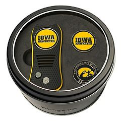 Team Golf Iowa Hawkeyes Switchfix Divot Tool & Two Ball Markers