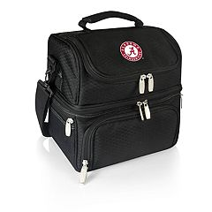 Picnic Time Alabama Crimson Tide 7-Piece Insulated Cooler Lunch Tote Set
