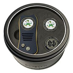 Team Golf Notre Dame Fighting Irish Switchfix Divot Tool & Two Ball Markers